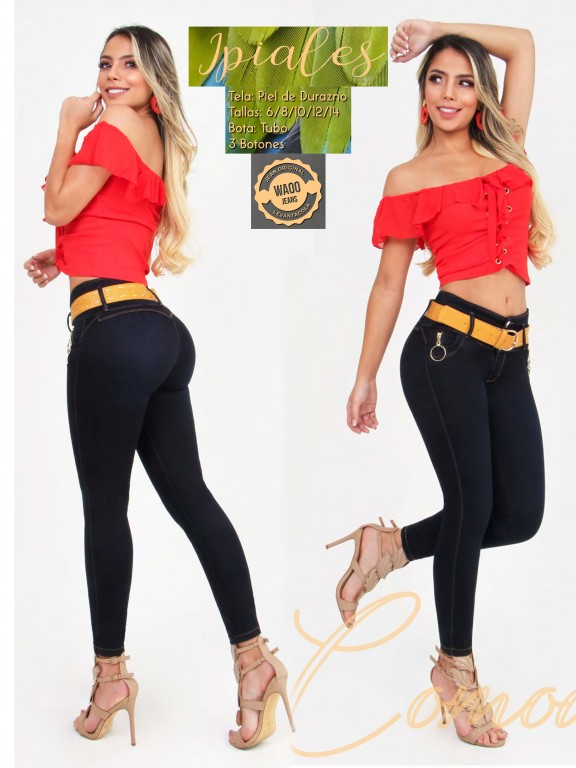Jeans Colombianos Waoo - Ref. 300 -Ipiales