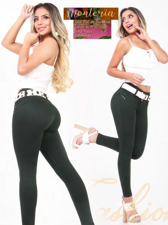 Jeans Colombianos Waoo - Ref. 300 -Montería
