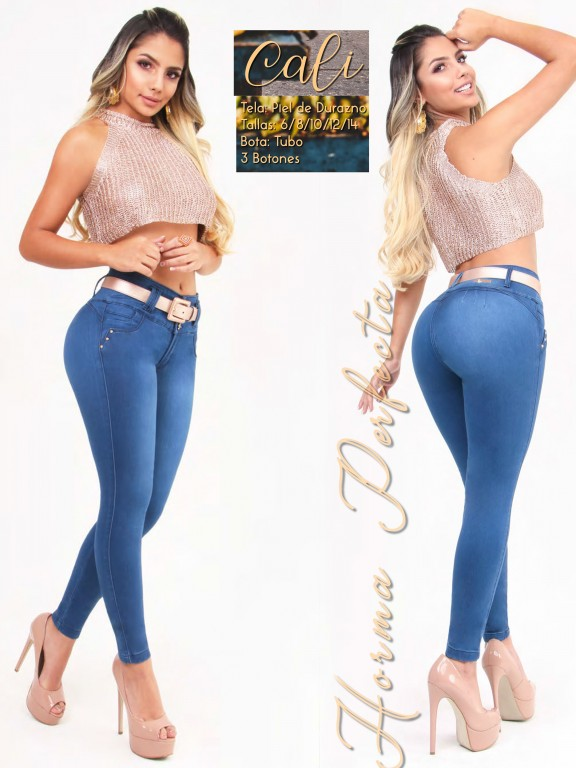 Jeans Colombianos Waoo - Ref. 300 -Cali