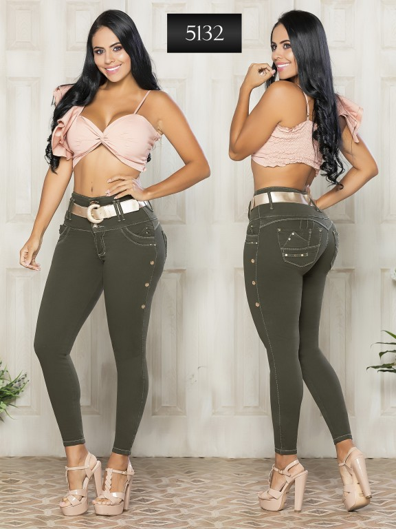 Colombian Butt lifting Jean - Ref. 119 -5132-S