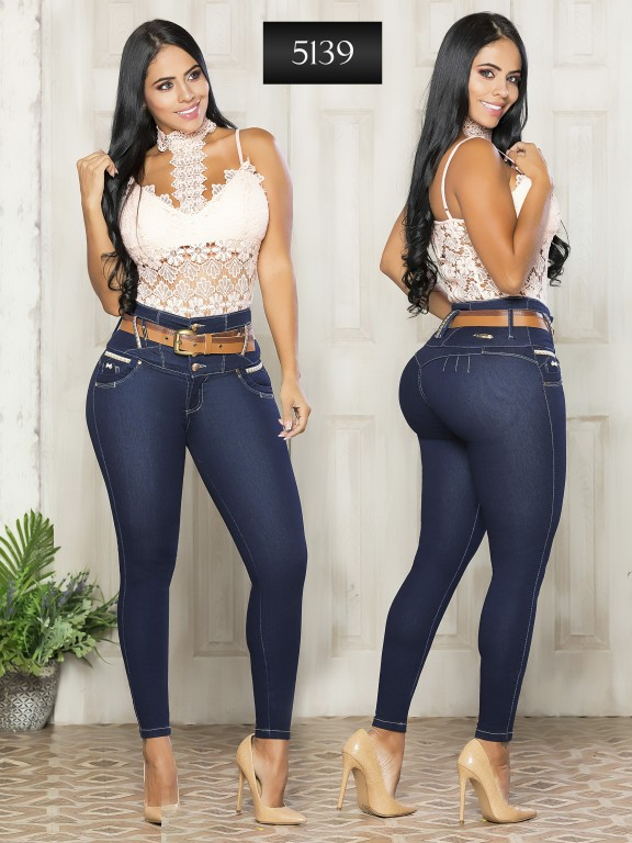 Colombian Butt lifting Jean - Ref. 119 -5139-S