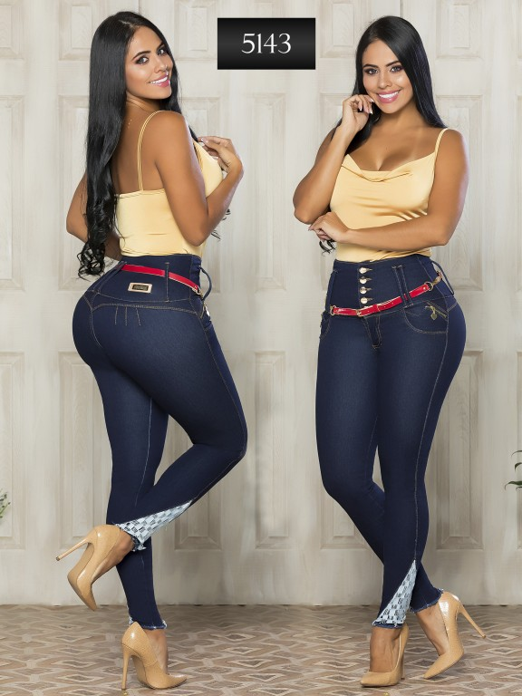 Colombian Butt lifting Jean - Ref. 119 -5143-S