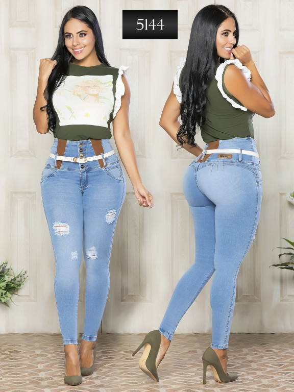 Colombian Butt lifting Jean - Ref. 119 -5144-S