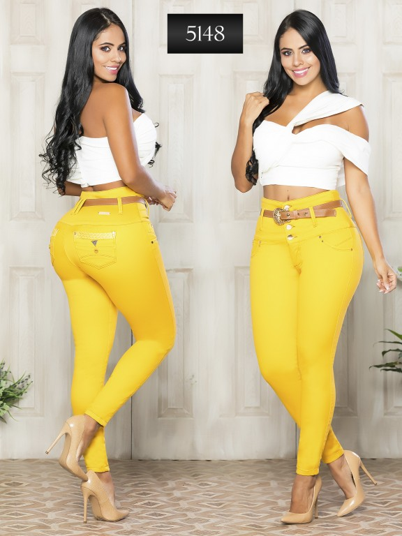 Colombian Butt lifting Jean - Ref. 119 -5148-S