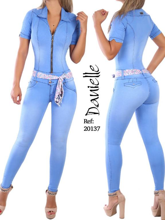 Colombian Rompers - Ref. 109 -20137D