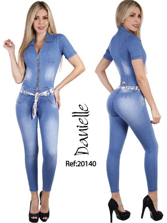 Enterizo Levantacola Colombiano Danielle - Ref. 109 -20140D