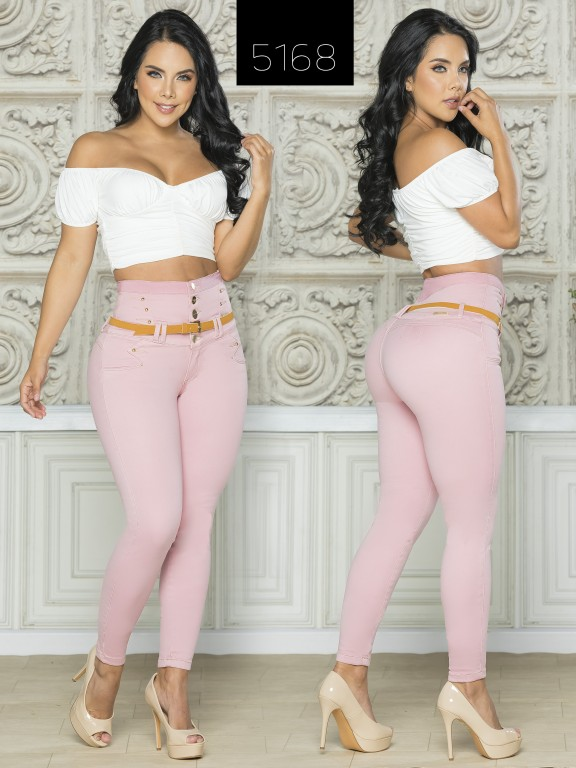 Jeans Levantacola Colombiano - Ref. 119 -5168 S