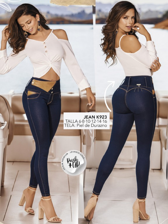 Colombian Butt lifting Jean - Ref. 119 -923 K
