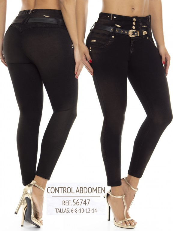 Jean Colombiano Do Jeans - Ref. 248 -56747 D