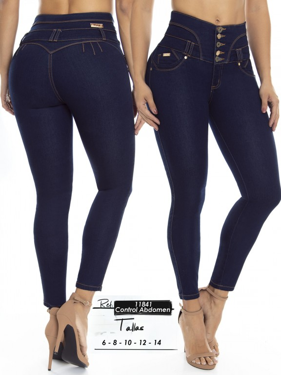 Jean Colombiano Do Jeans - Ref. 248 -11841 D