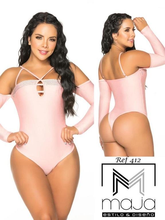 Body Reductor Colombiano Maja - Ref. 301 -412