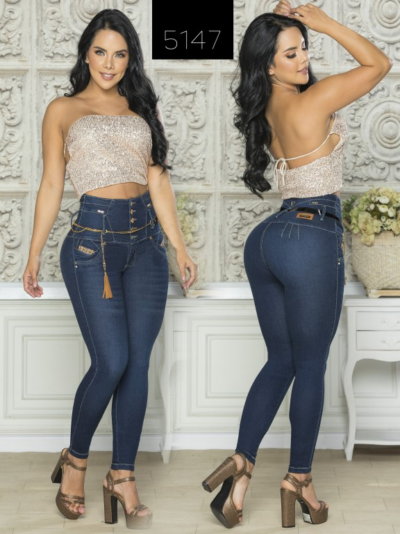 Colombian Butt lifting Jean - Ref. 119 -5147-S