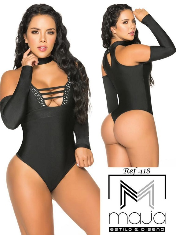 Body Reductor Colombiano Maja - Ref. 301 -418