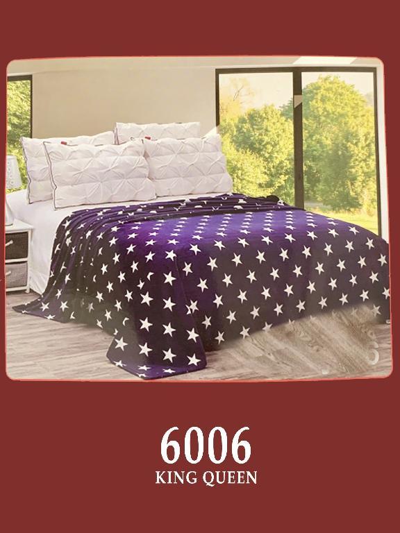 Cobija July06 Q Estrellas - Ref. 272 -6006 July06 Q Estrellas