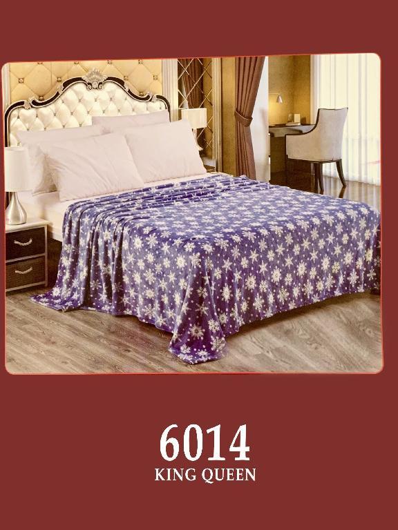 Cobija Q July 14 Azul - Ref. 272 -60145 Q July 14 Azul