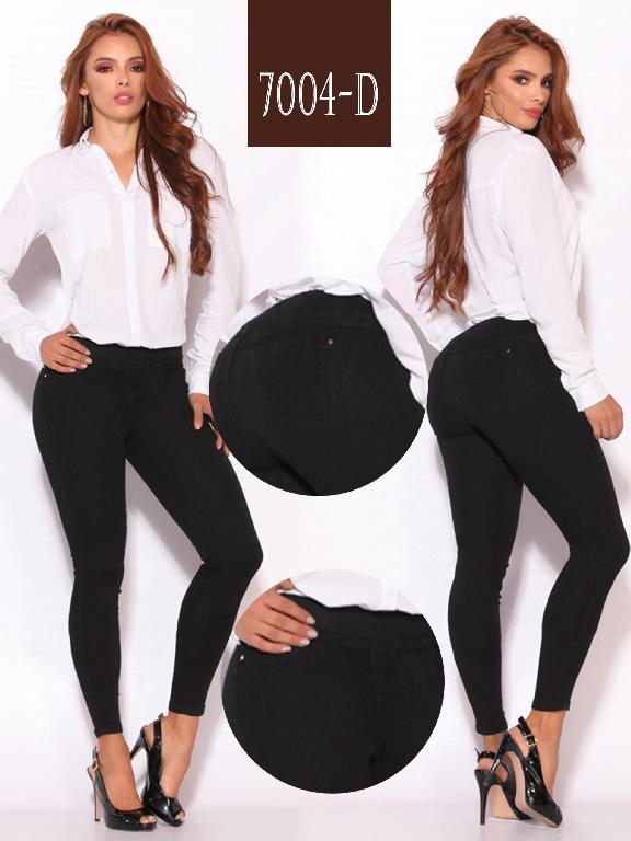 Classic pants - Ref. 260 -7004-2 Negro
