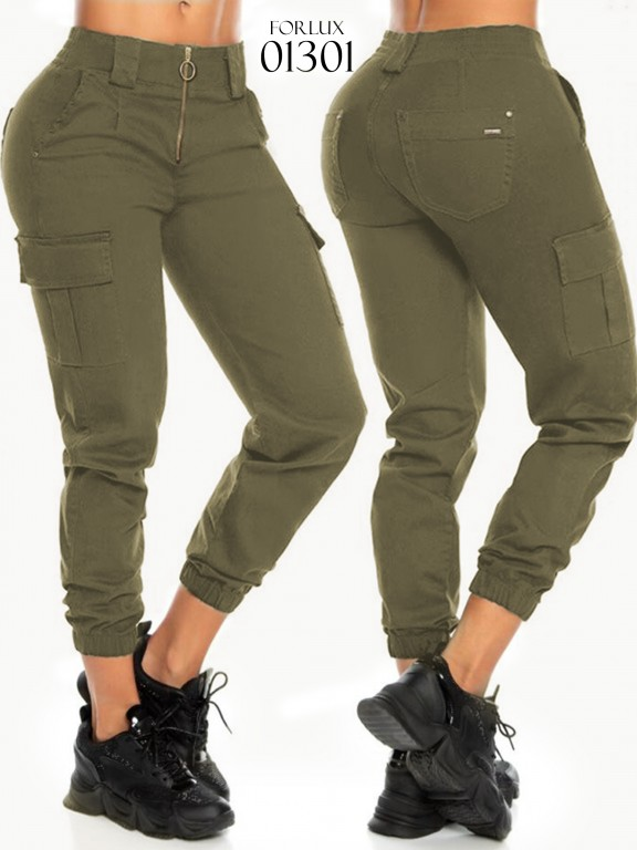 Jogger Colombiano Forlux - Ref. 294 -1301