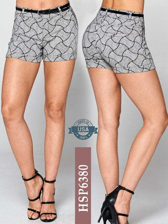 Short Azulle Fashion - Ref. 256 -HSP6380