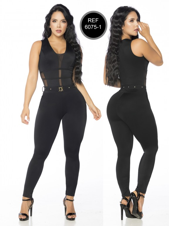 Colombian Romper by Thaxx - Ref. 119 -6075-1