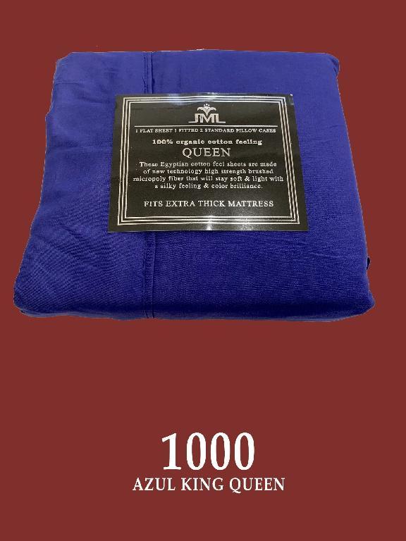 Sabana K Azul - Ref. 272 -1001-5 K Azul