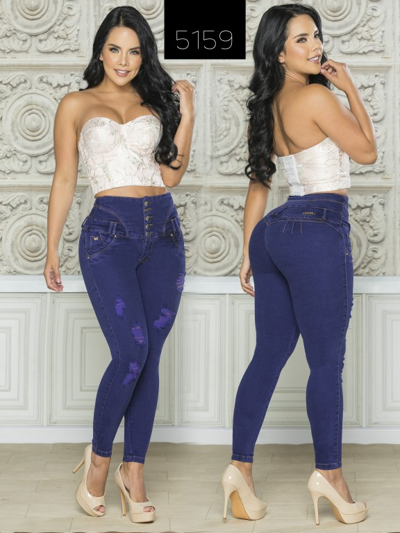 Colombian Butt lifting Jean - Ref. 119 -5159-S