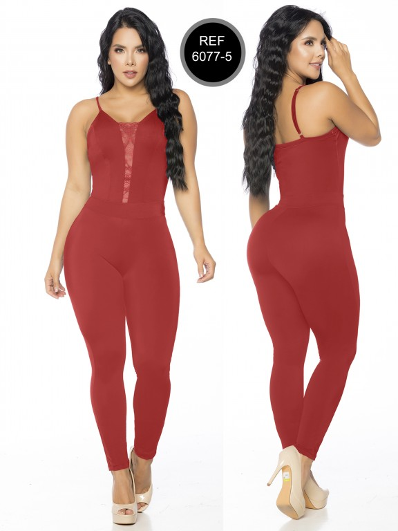 Colombian Romper by Thaxx - Ref. 119 -6077-5
