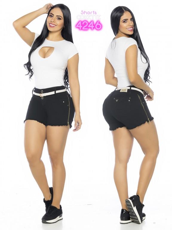 Colombian Butt Lifting Short - Ref. 119 -4246-CK