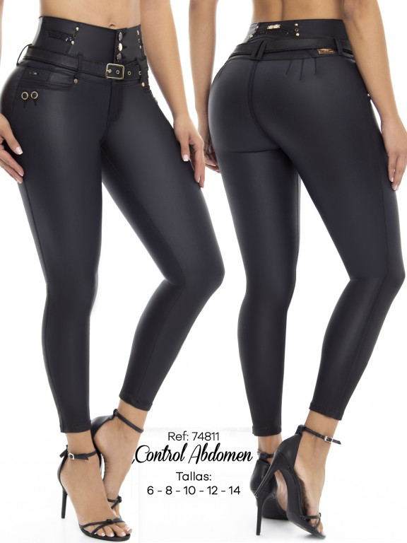 Colombian Butt lifting Jean - Ref. 248 -74811 D