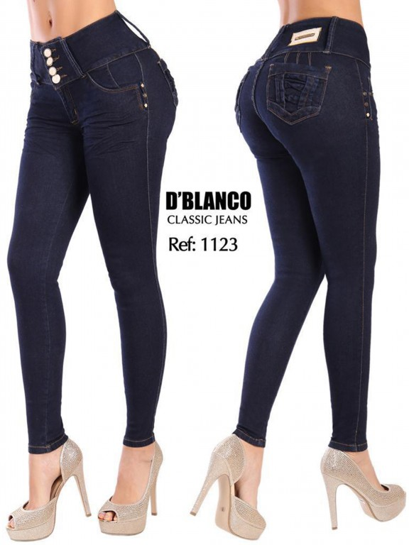 Colombian Butt lifting Jean - Ref. 304 -1123