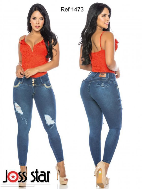 Colombian Butt lifting Jean - Ref. 109 -1473