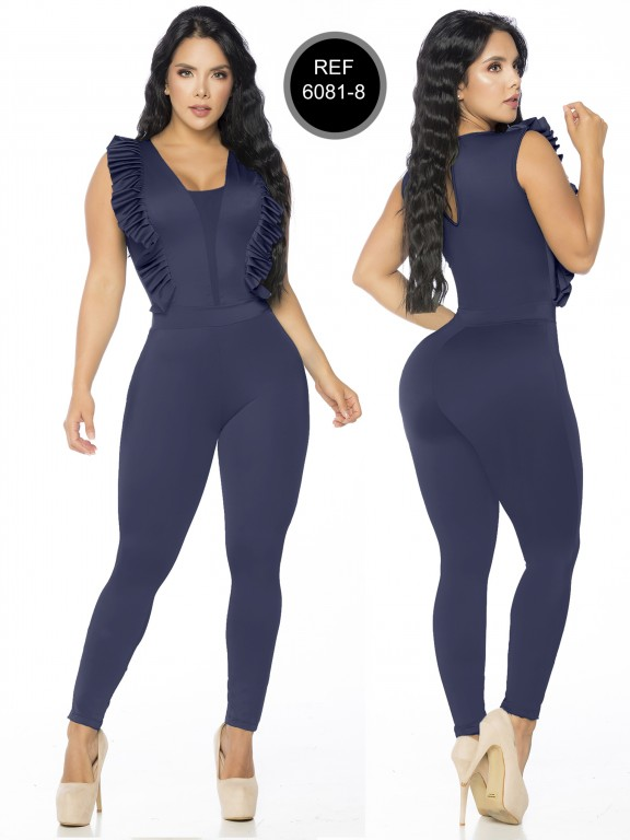 Colombian Romper by Thaxx - Ref. 119 -6081-8 NAVY
