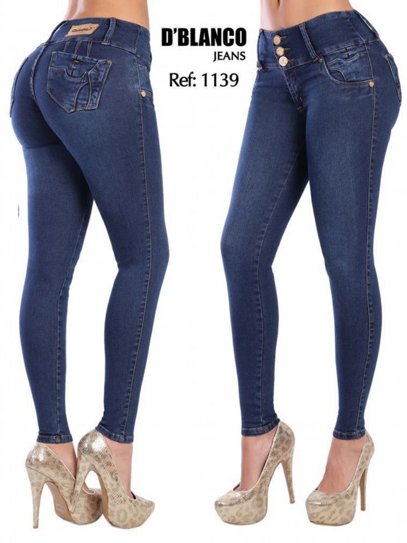 Colombian Butt lifting Jean - Ref. 304 -1139