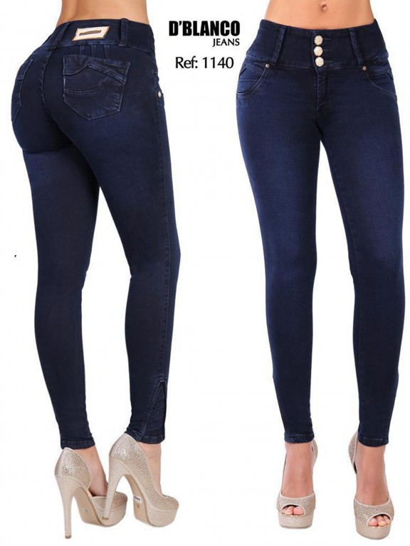 Colombian Butt lifting Jean - Ref. 304 -1140