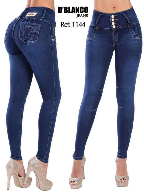Colombian Butt lifting Jean - Ref. 304 -1144