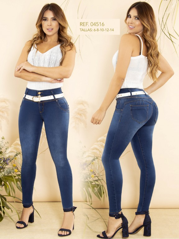 Colombian Butt lifting Jean - Ref. 270 -4516