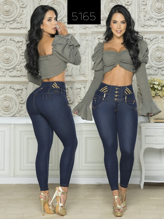 Colombian Butt lifting Jean - Ref. 119 -5165-S