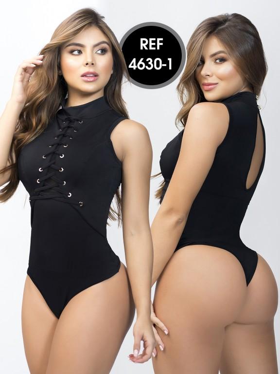 Colombian Bodysuit Shaper - Ref. 114 -4630-1 Negro