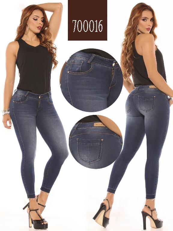 Colombian Butt lifting Jean - Ref. 260 -700016