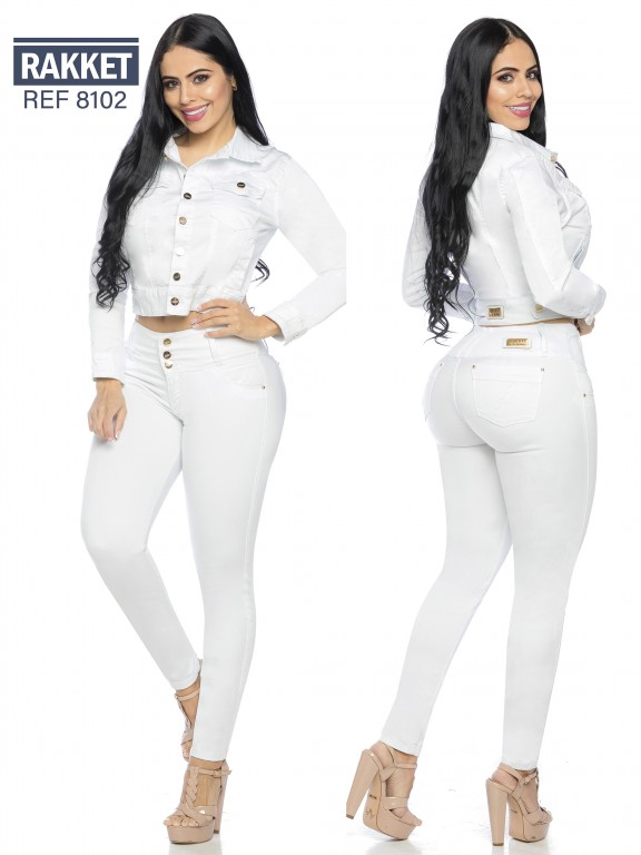 Colombian Buttlifting Set - Ref. 261 -8102 R