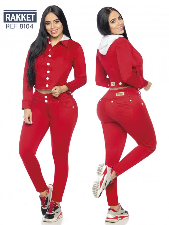 Colombian Buttlifting Set - Ref. 261 -8104 R
