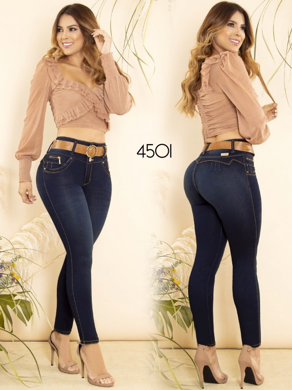 Colombian Butt lifting Jean - Ref. 270 -4501