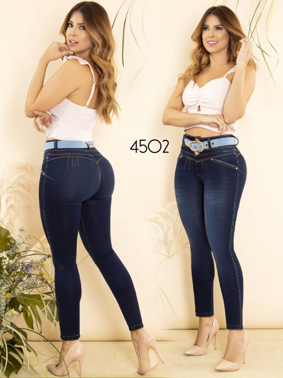 Colombian Butt lifting Jean - Ref. 270 -4502