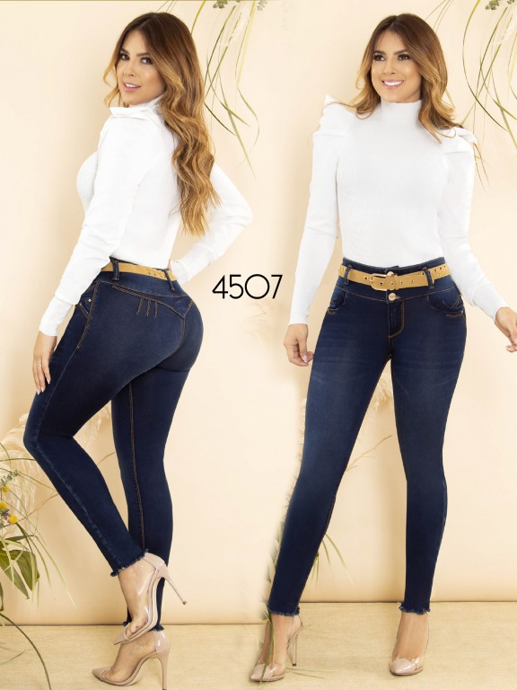 Colombian Butt lifting Jean - Ref. 270 -4507