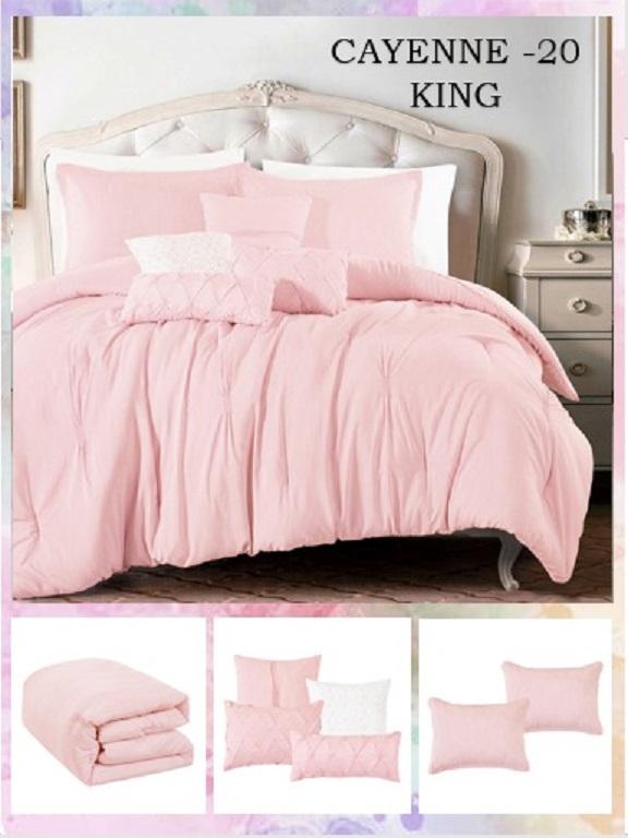 Comforter - Ref. 272 -CAYENNE K