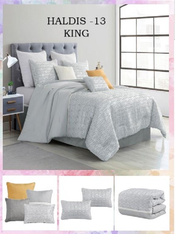 Comforter - Ref. 272 -HALDIS K Gris