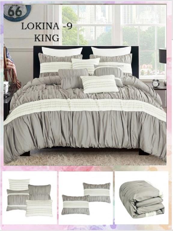 Comforter - Ref. 272 -LOKINA K Café