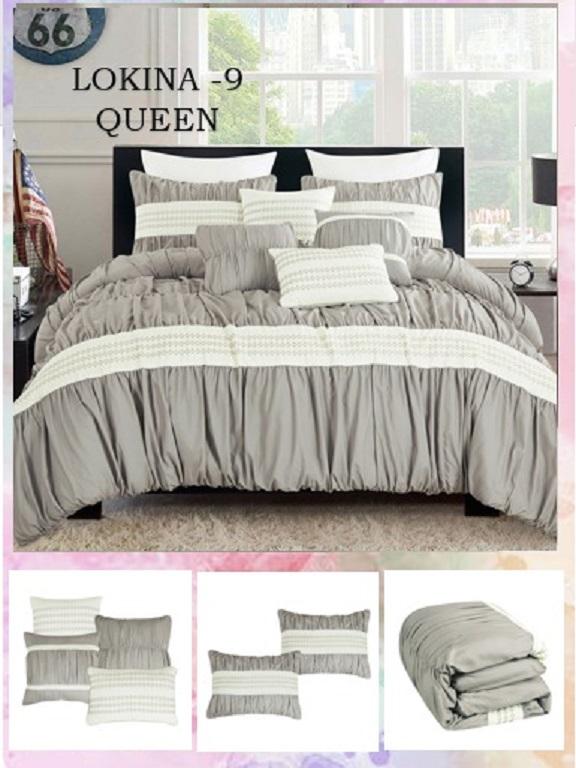 Comforter - Ref. 272 -LOKINA Q Café