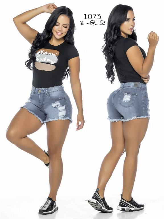 Colombian Butt Lifting Shorts - Ref. 119 -1073A