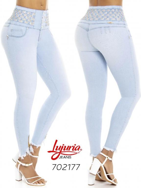 Colombian Butt lifting Jean Lujuria - Ref. 243 -702177 L