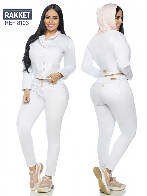Colombian Buttlifting Set - Ref. 261 -8103 R
